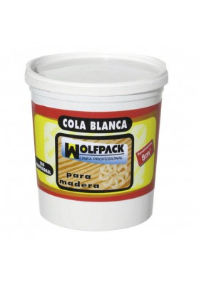 COLA BLANCA MADERA 1000GR